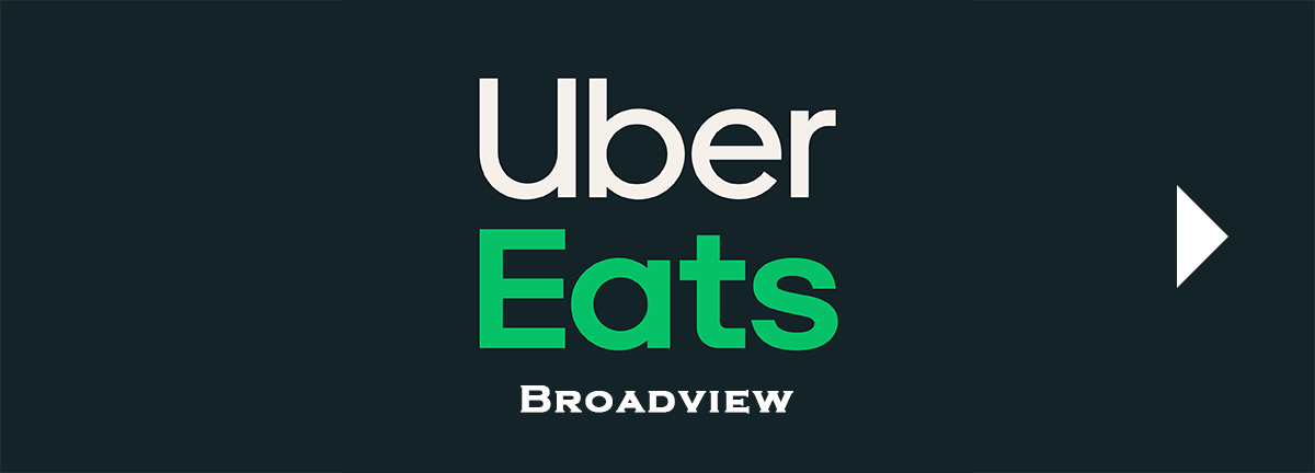 Ubereats Broadview