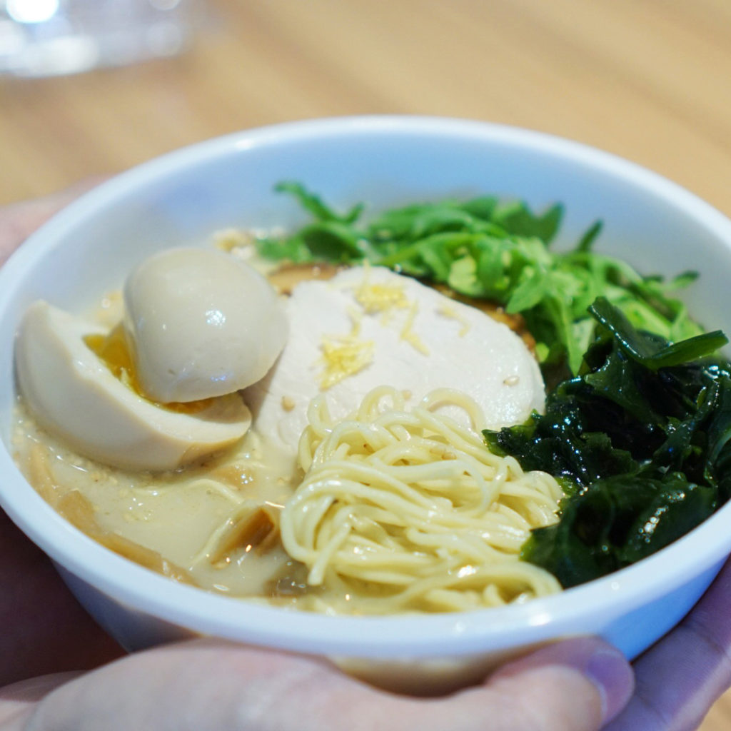How To Enjoy RYUS Takeout Ramen
